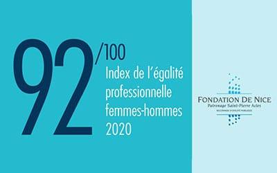 L'indice de l'égalité professionnelle femmes-hommes 2020